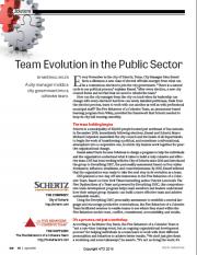 5 Behaviors of a Cohesive Team: Schertz